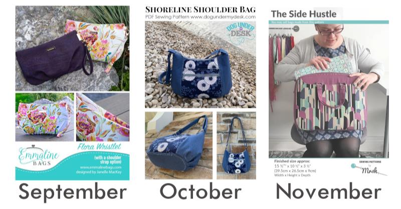 September - November 2019 Patterns