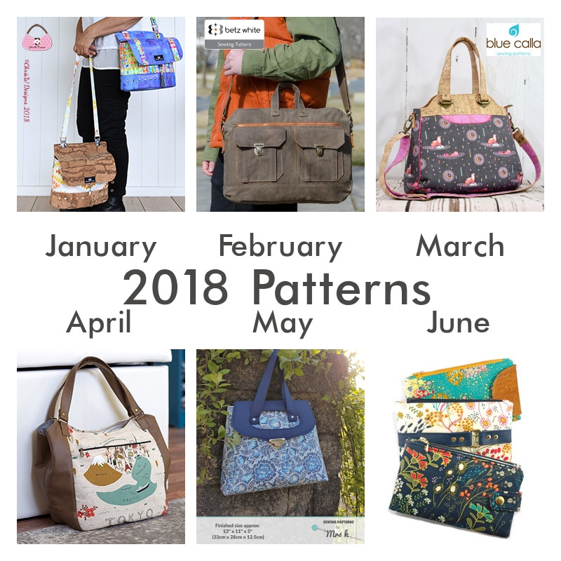January - June '18 Patterns