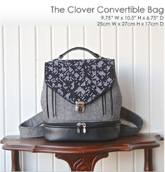Clover Convertible Bag