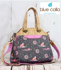 The Stargazer Tote by Blue Calla